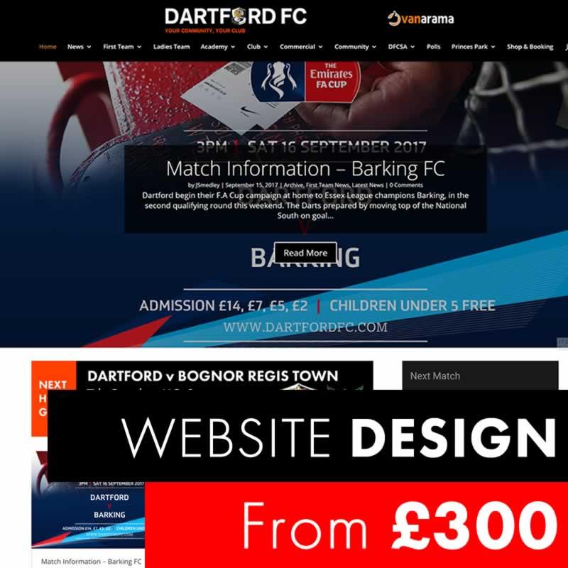 Website Design by DS Brochure Webdesign