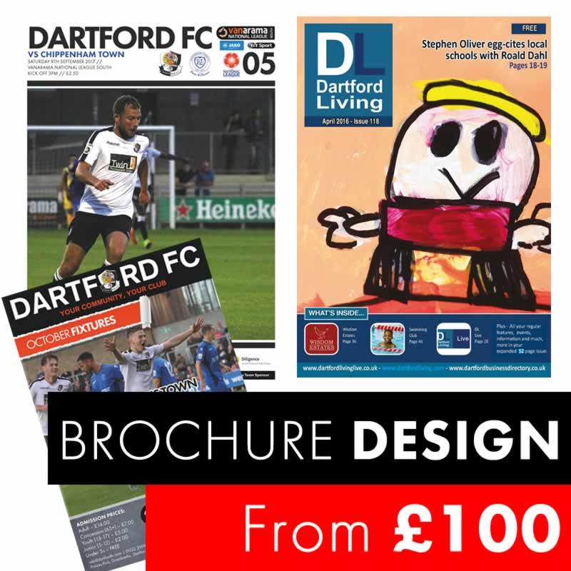 brochure design by DS Brochure Webdesign