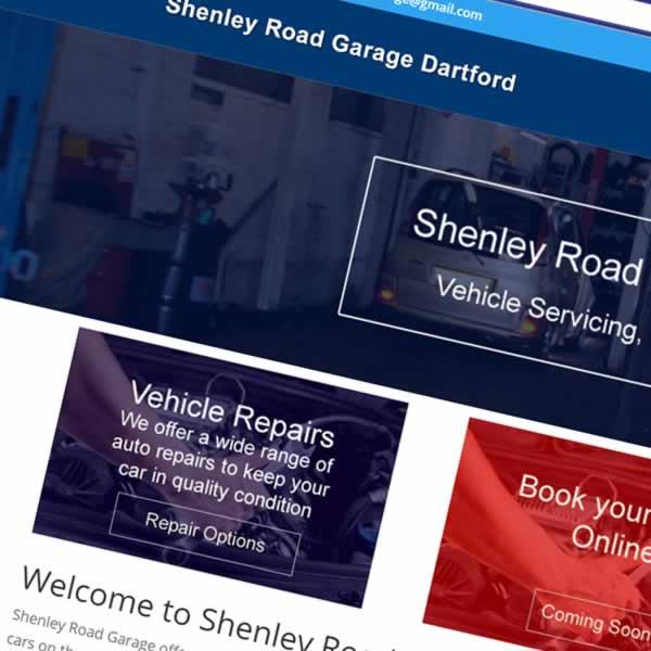 shenley garage