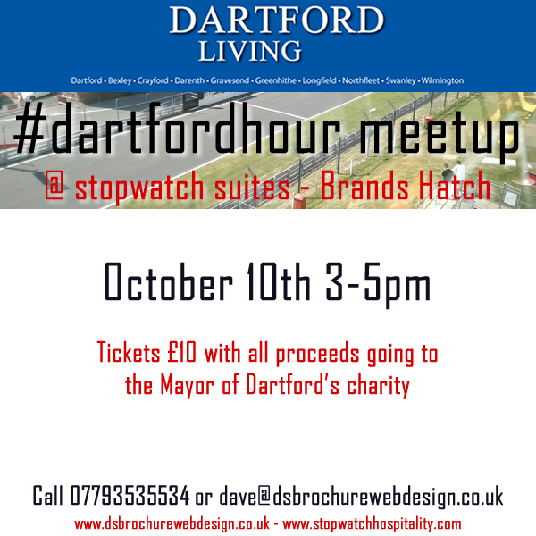 Dartford Living's Dartford Hour Meetup 10/10/14