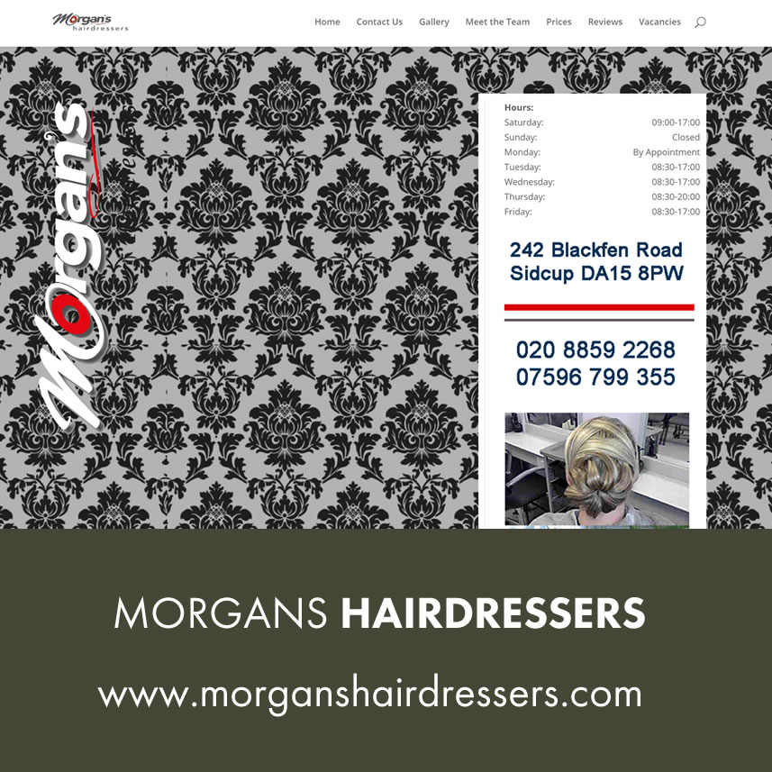 MORGANS Hairdressers