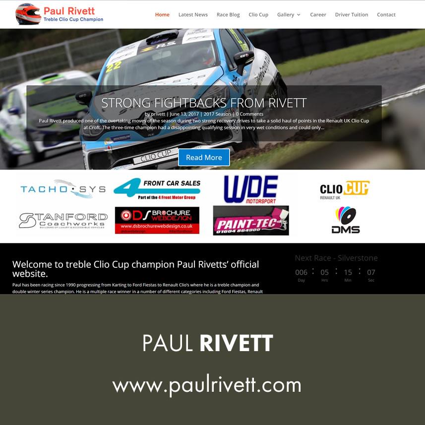 Paul Rivett